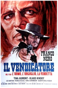 Theatrical poster for Man, Pride & Vengeance (1967).